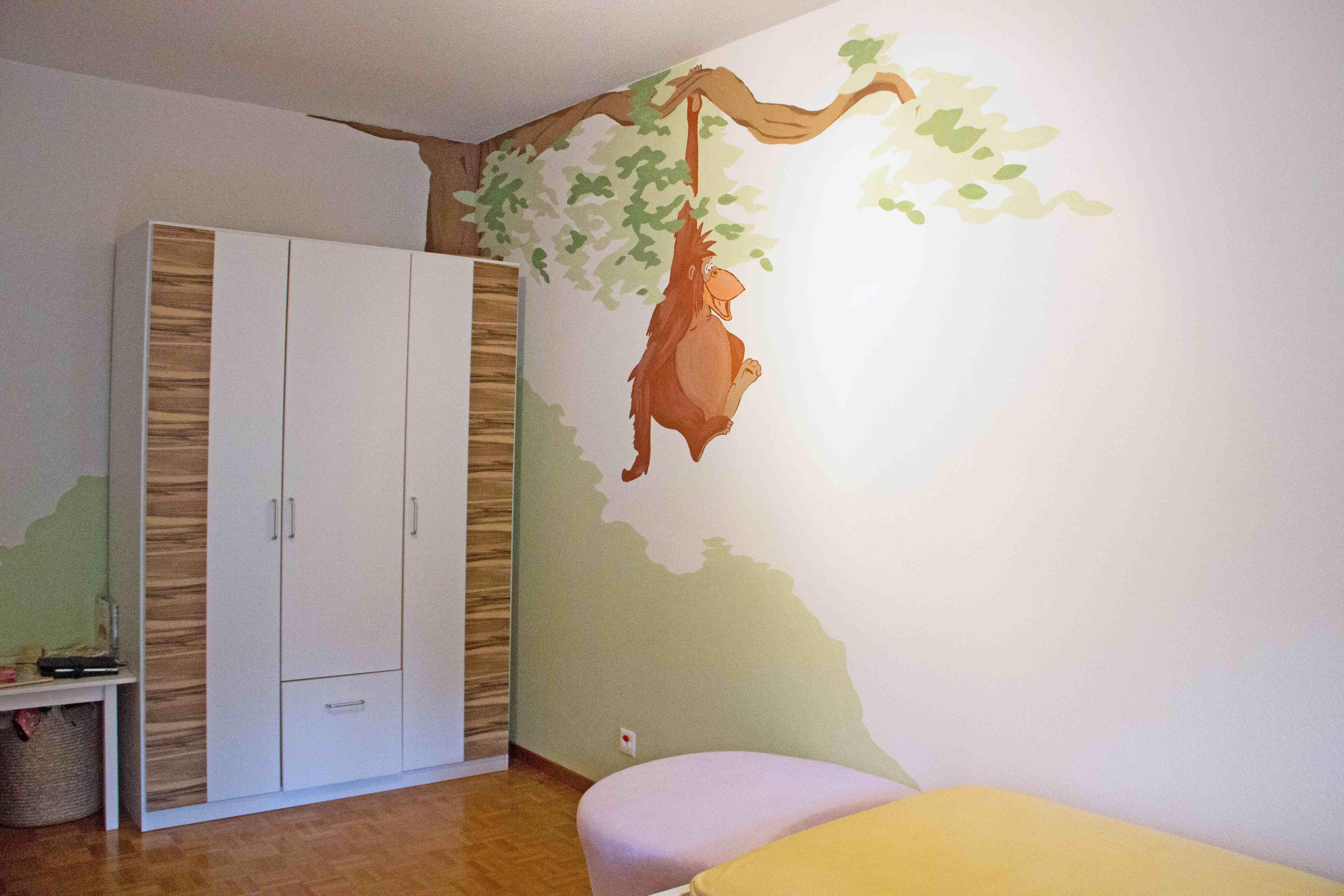 kinderzimmermalerei.ch - Individuelle Wand- und Deckengestaltung